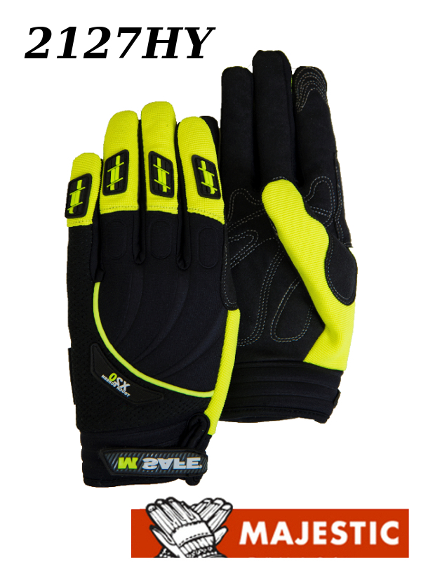 The Safe T Store Gloves Majestic 2127hy M Safe Armor Skin