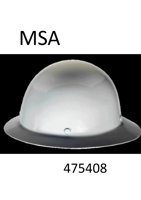 The Safe-T Store :: Head and Face Protection :: MSA White