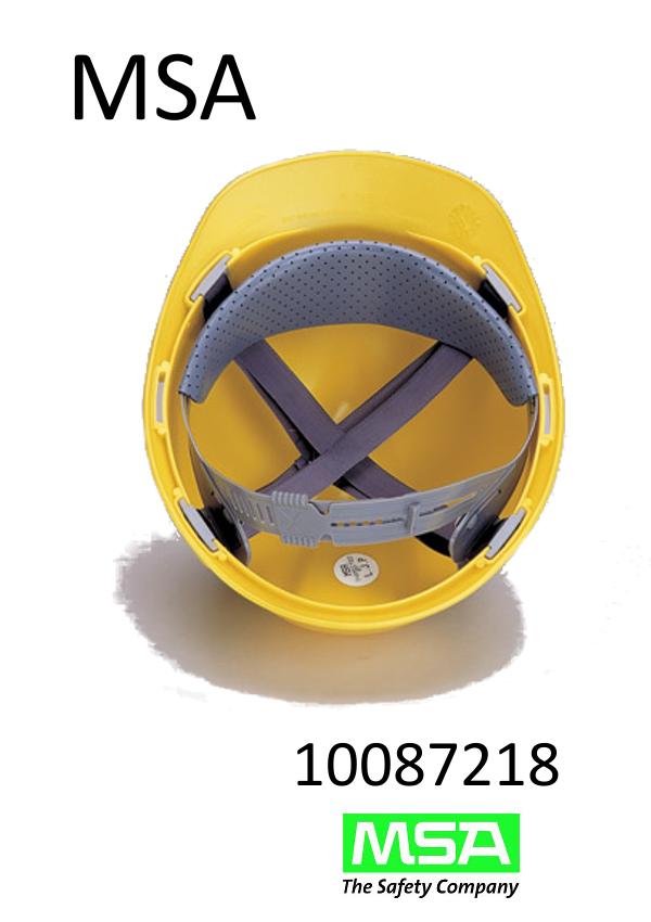 MSA Pin lock Suspension for V gard hard hat