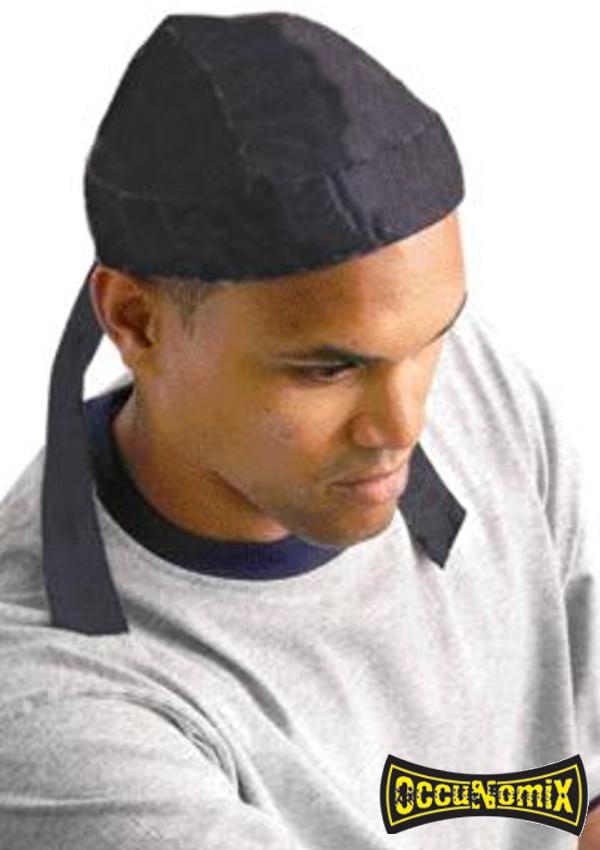 OccuNomix Navy MiraCool Tie Hat