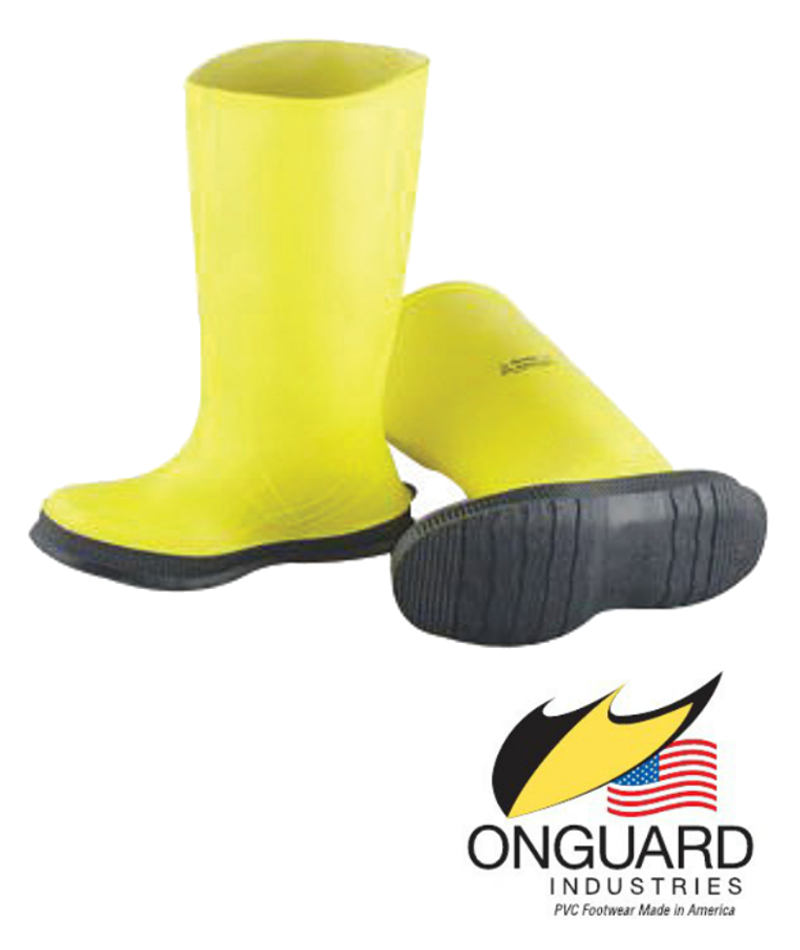 """Onguard Industries 17"""" PVC And Flex-O-Thane Overboots"""