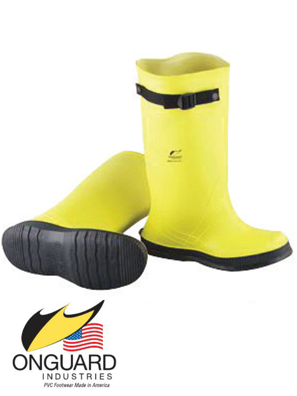 """Onguard 17"""" Flex-O-Thane Overboots with Strap"""