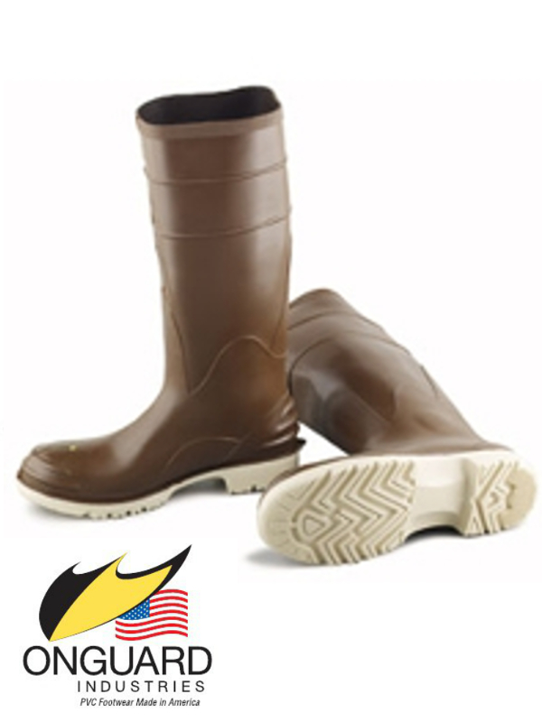 "Onguard Polymax 16"" Steel Toe Boots"