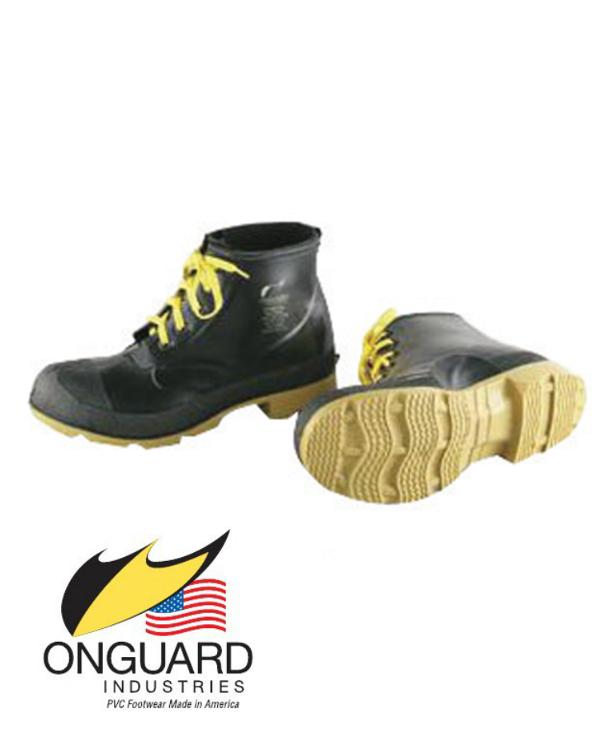 "Onguard 6"" Standard PVC Boots"