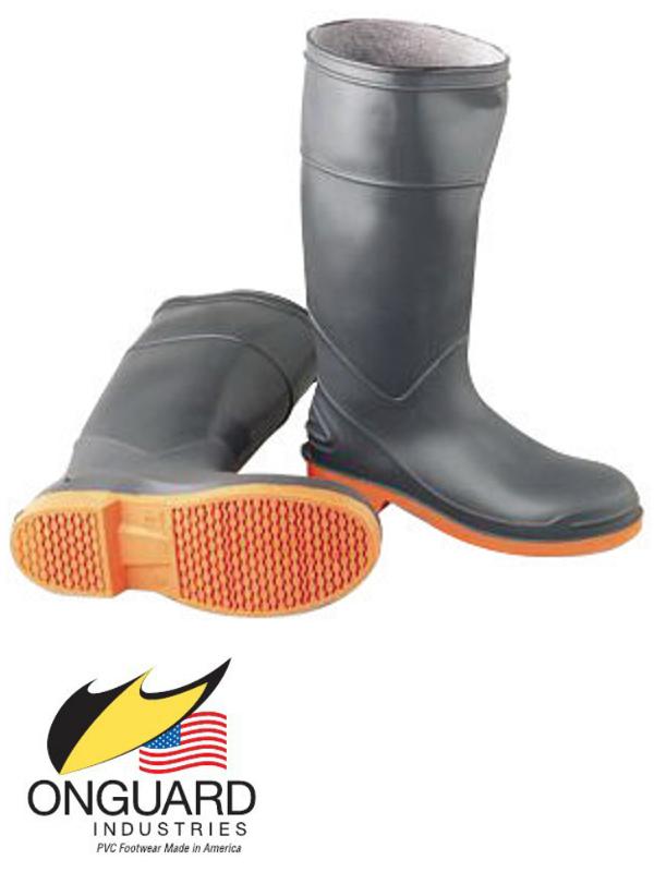 "Onguard SureFlex 16"" Steel Toe Boot"