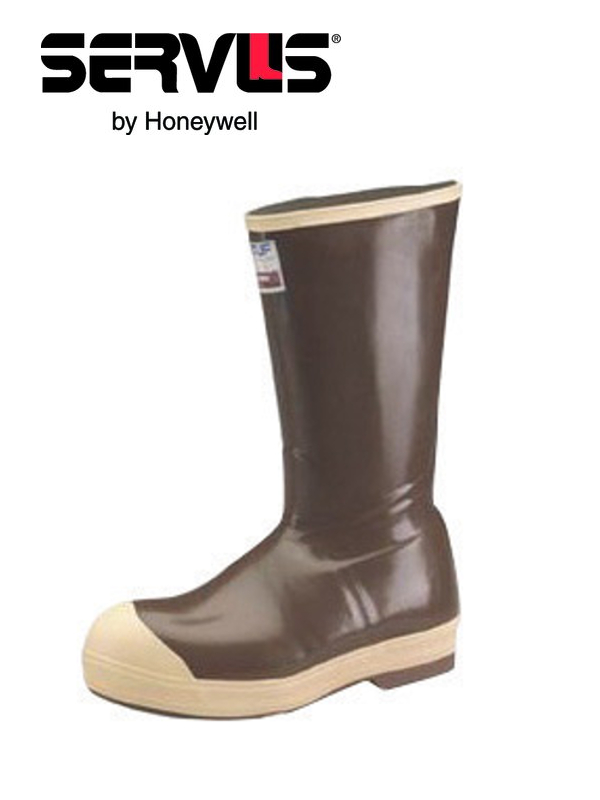 """Norcross XTRATUF  16"""" Insulated Neoprene Boots With Chevron Outer Sole and Steel Toe"""