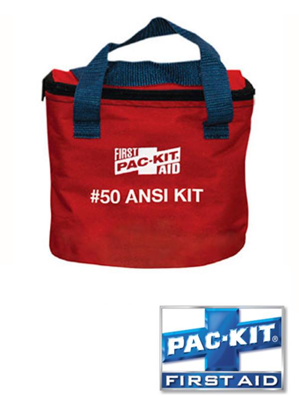 ANSI 50 Soft-Pouch Kit - 115 Items
