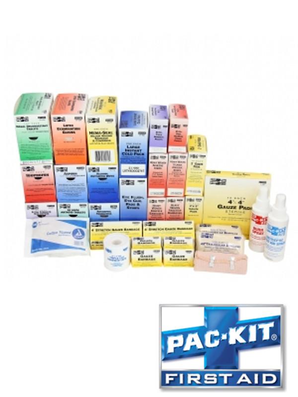 Four Shelf First Aid Station Refill
