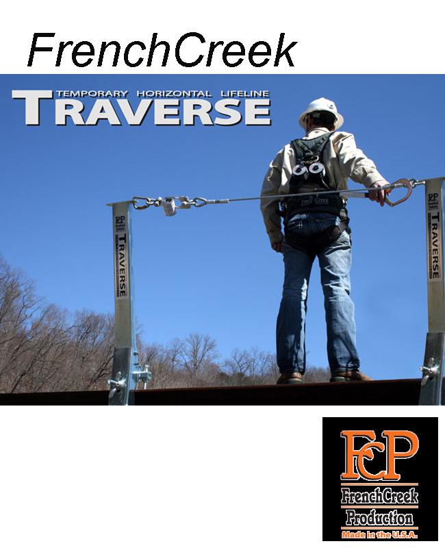 TRV-PASS - TRAVERSE Temporary HLL System By-Pass Bracket