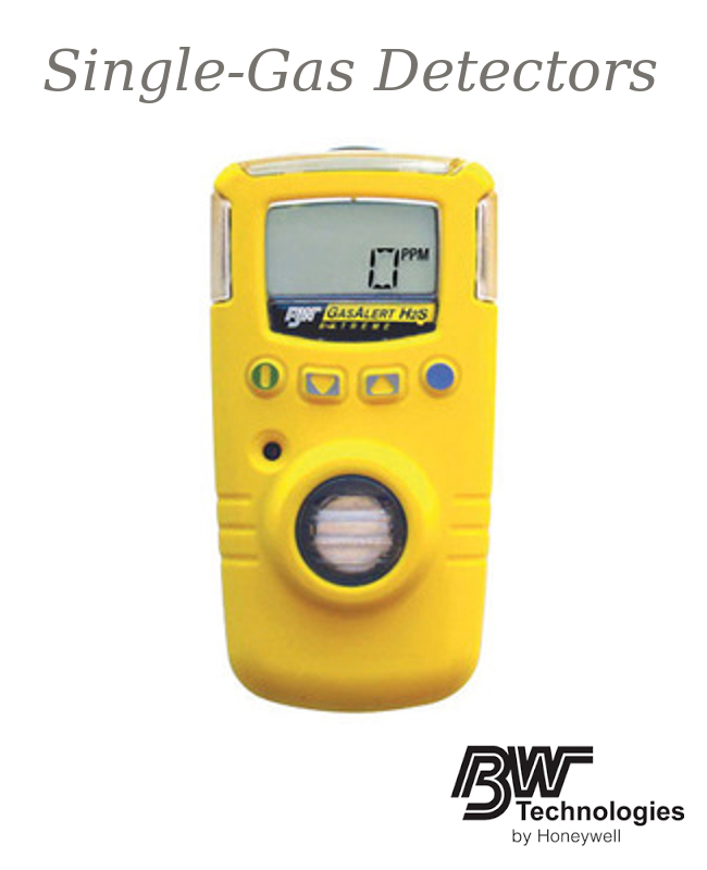 Data Loggers And Natural Gas Detectors : The safe t store gas detection meters single