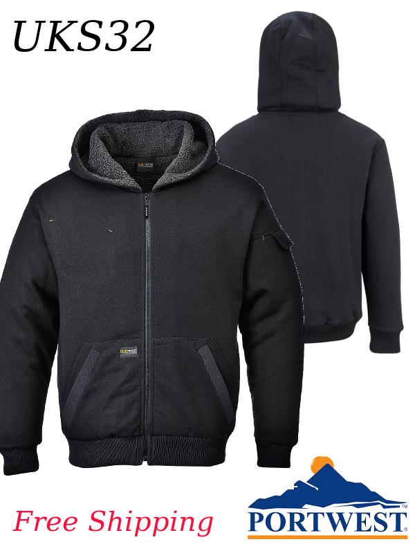 Portwest UKS32, Pewter Jacket - Engineered for Endurance/SHIPPING INCLUDED/$ per Jacket