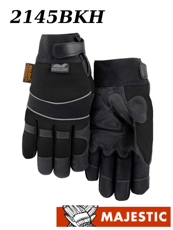 Majestic 2145BKH, Heatlok Lined Gloves/$ per Dozen