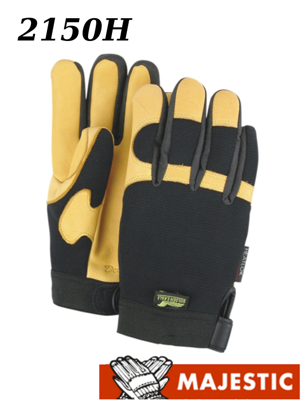 Majestic 2150H, Golden Eagle Insulated Gloves/$ per Dozen