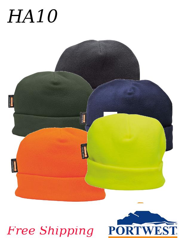 Portwest HA10, Fleece Hat, Insulatex Lined/FREE SHIPPING/$ per Hat