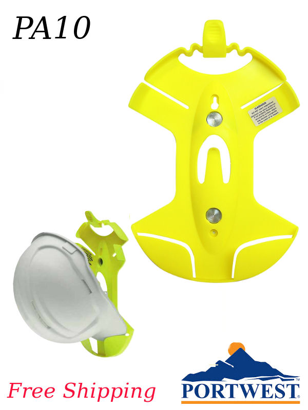 Portwest PA10, Hard Hat Holder/FREE SHIPPING/$ per Each