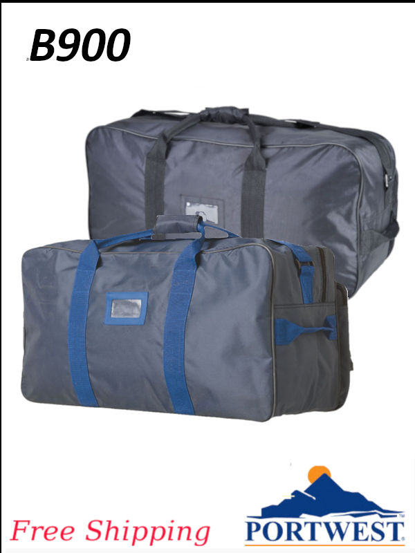 Portwest B900, Holdall, Duffle or Travel Bag/SHIPPING INCLUDED/$ per Each
