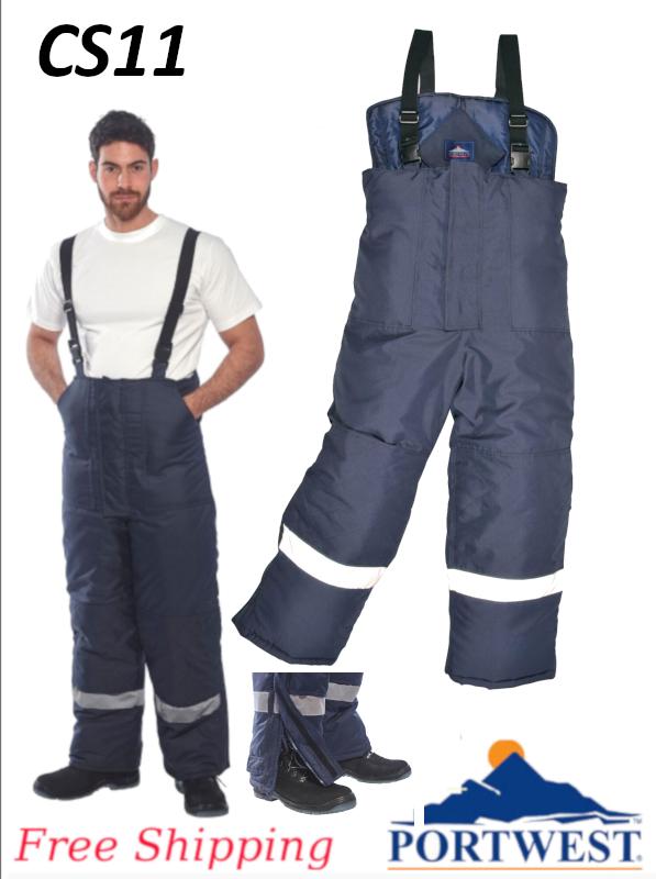 Portwest CS11, ColdStore Pants/FREE SHIPPING/$ per Pair