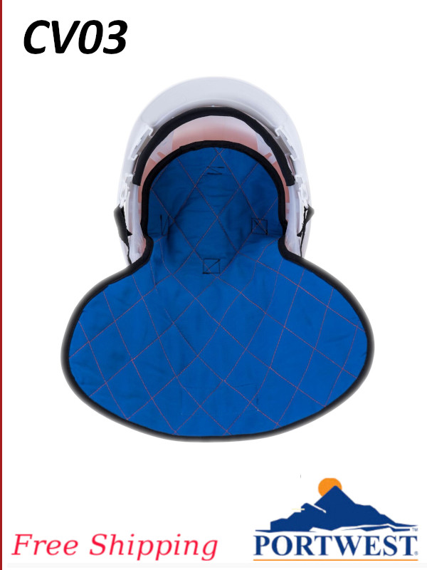Portwest CV03, Cooling Crown with Neck Shade/SHIPPING INCLUDED/$ per Vest