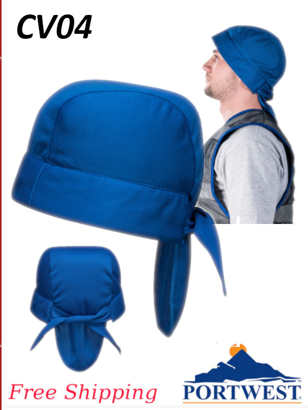 Portwest CV04, Cooling Head Band/SHIPPING INCLUDED/$ per Vest
