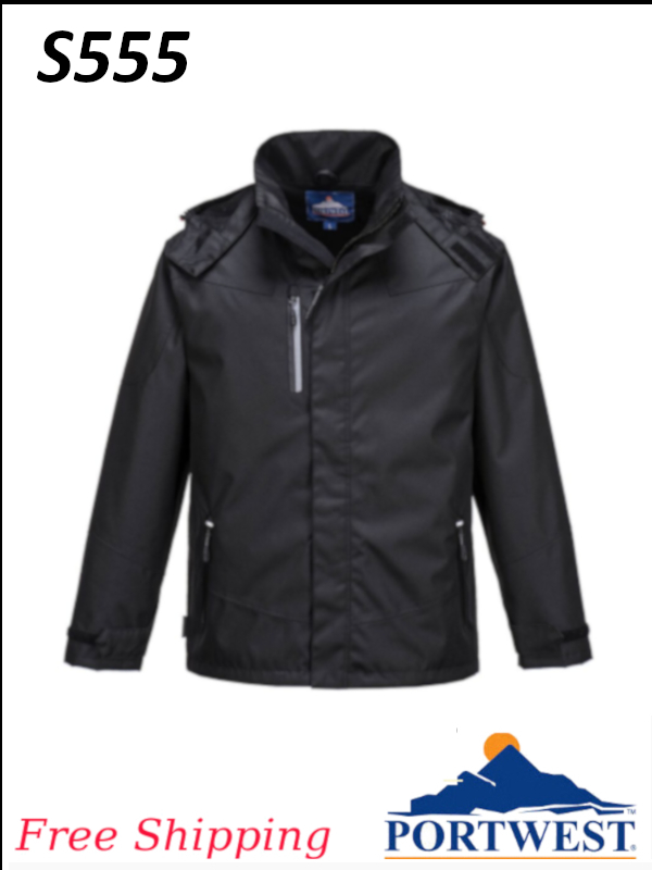 Portwest S555, Outcoach Jacket/SHIPPING INCLUDED/$ per Jacket