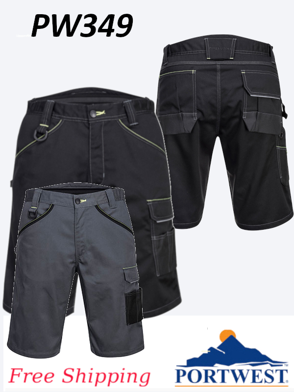 Portwest PW349, Work Shorts/SHIPPING INCLUDED/$ per Pair