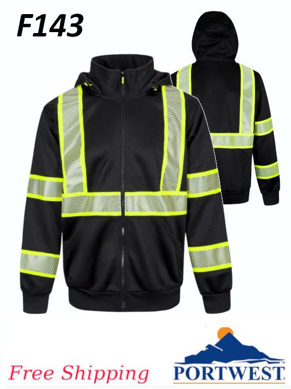 Portwest F143,  Iona Plus Hoodie, FREE SHIPPING/$ per Sweatshirt