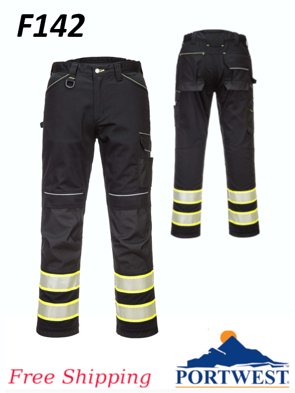 Portwest F142, Iona Plus Work Pant/FREE SHIPPING/$ per Pair