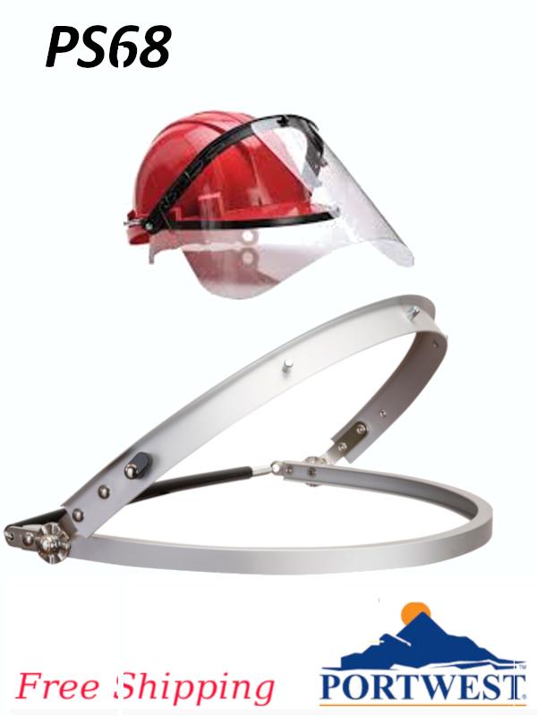 Portwest PS68, Full Brim Visor Holder - Protective Headwear Accessory/FREE SHIPPING/$ per Each