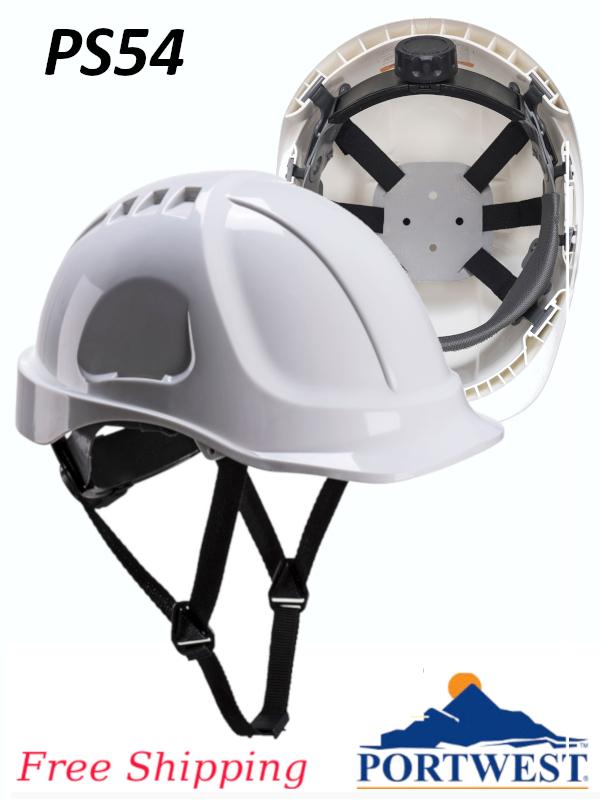 Portwest PS54, Endurance Plus Hard Hat/FREE SHIPPING/$ per Hard Hat