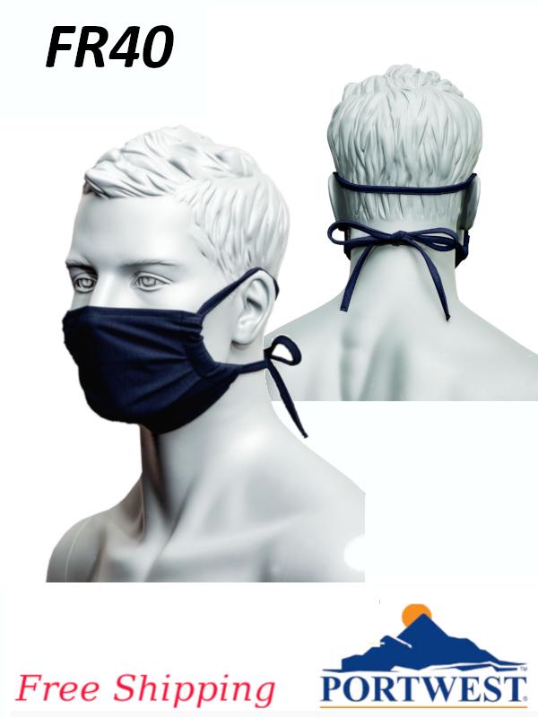 Portwest FR40, FR Mask/$ per 25 Masks