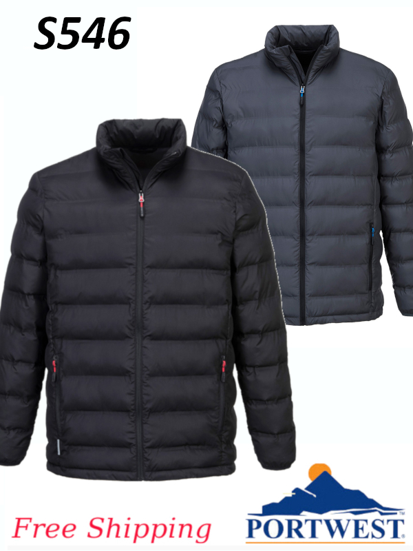 Portwest S546, Ultrasonic Tunnel Jacket/SHIPPING INCLUDED/$ per Jacket