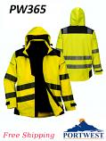 Portwest PW365, PW3 Hi-Vis 3-in-1 Jacket/$ per Jacket