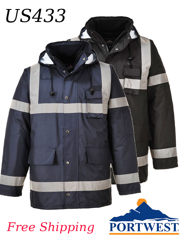The Safe-T Store :: Clothing :: Portwest, US433, Reflective Iona ...