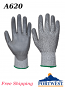 Portwest A620, ANSI Cut Level 2, Polyurethane Palm Glove/SHIPPING INCLUDED/$ per Pair